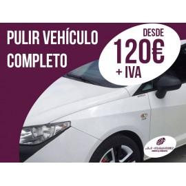Pulir vehículo completo - JJ Canet