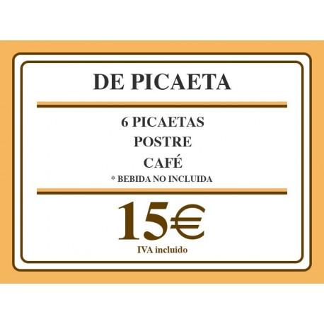 De Picaeta - Restaurante Bariloche