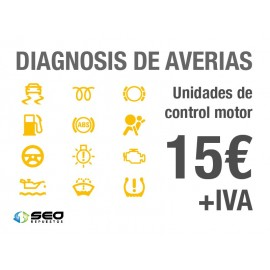 Diagnosis de averías - SEO Repuestos