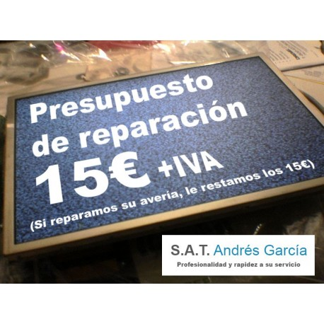 Exploración de aparatos electrodomésticos - S.A.T. Andrés García