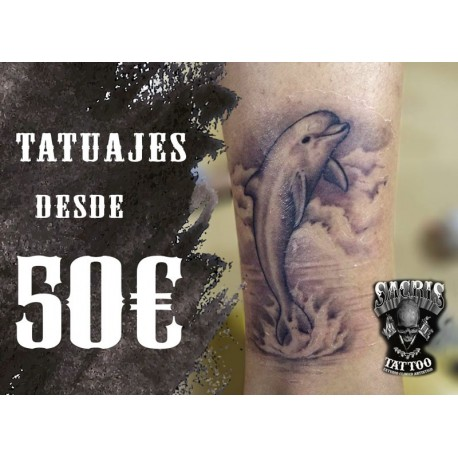 Tatuajes desde 50€ - Sacris Tattoo